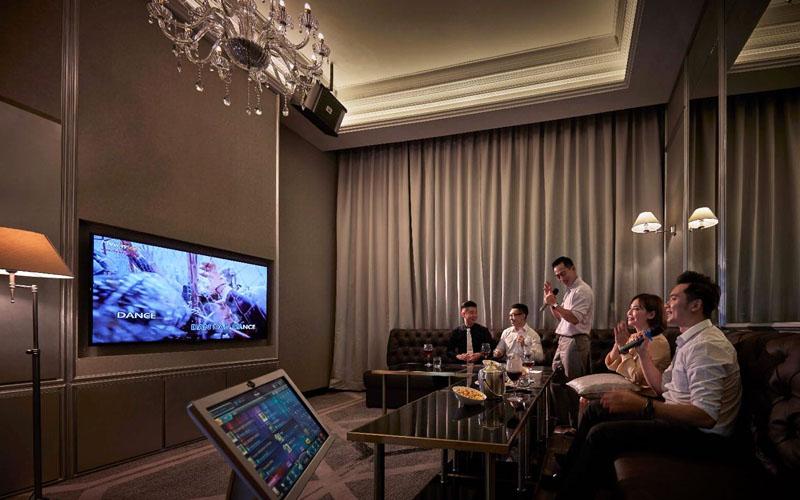 Dining & Entertainment - Karaoke Suites