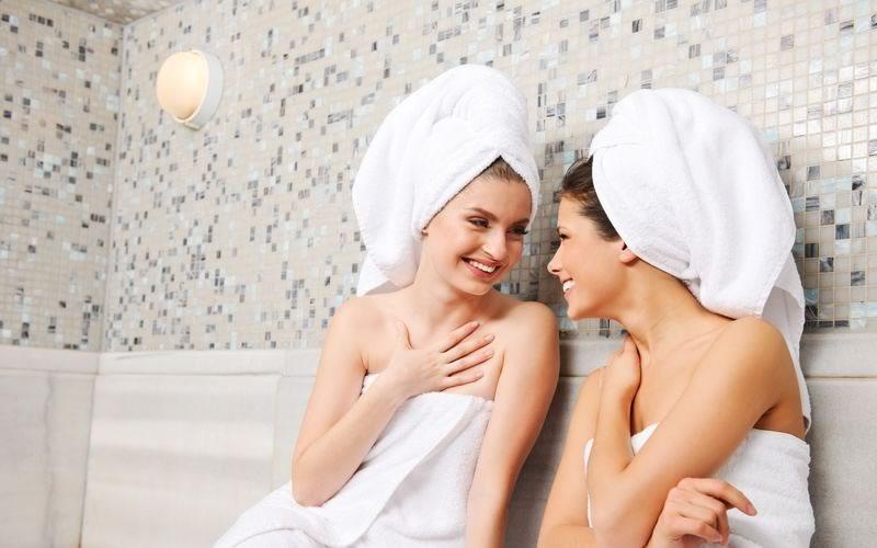 Fitness & Wellness - Ladies Steam Bath