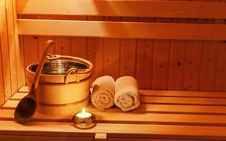 Fitness & Wellness - Men's Sauna
