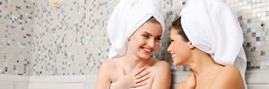 Club Facilities - Fitness & Wellness - Ladies Steam Bath