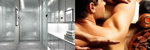Club Facilities - Fitness & Wellness - Men's Treatment Suites